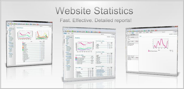 Web Log Analyzer: Trends - Website Statistics Software